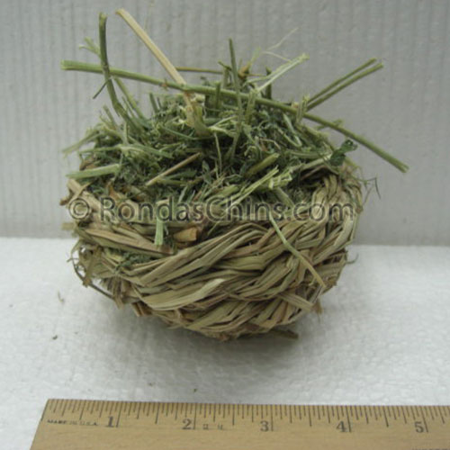 Birds Nest Alfalfa