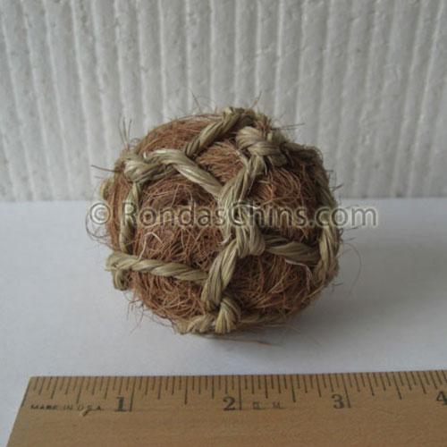 Cocoa Fiber Netball