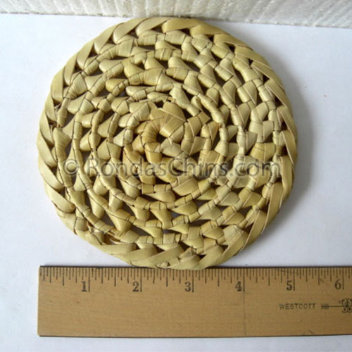 Round Palm Mat